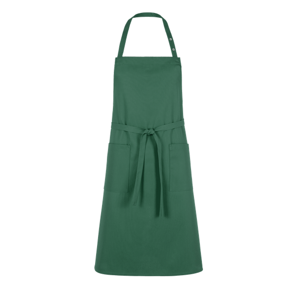 89605-CONCEPT Latzschürze-bottlegreen