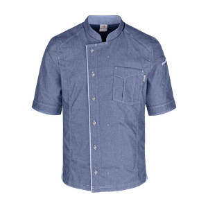 190991-DENIM CRAFT Jacke 1/2, Herren-denim blue