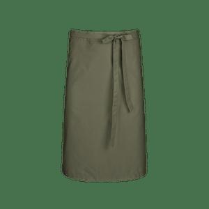 891740-FOCUS Bistroschürze Basic-schilfgrün