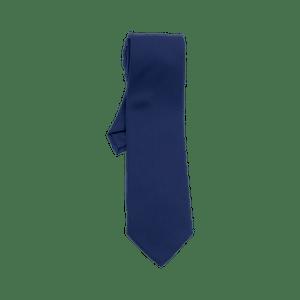 90652-CONCEPT Krawatte-blau uni